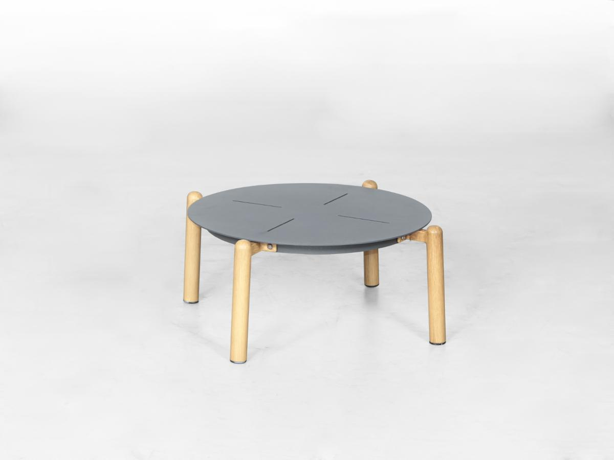 TABLE BASSE (X2) RUBBY